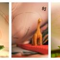 2008-03 Dinosaurian Daze photographic illustration series