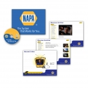 2001-5 NAPA The system that works for you. interactive training CD-ROM 2001