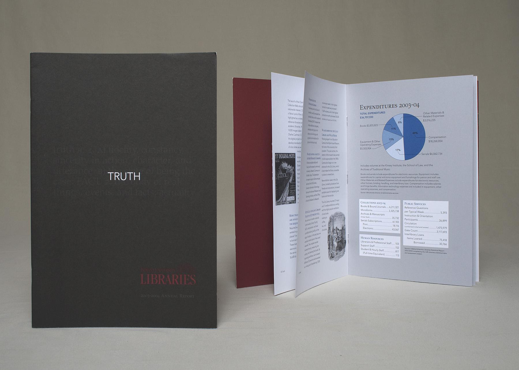 IUB LIBRARIES: Trust | Truth
