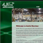 AUSTIN MACHINE website